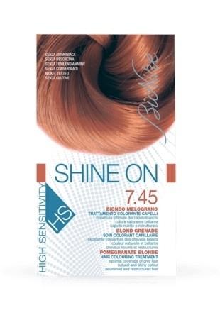 Bionike Shine On HS Trattamento Colorante Capelli - 7.45 Biondo Melograno -