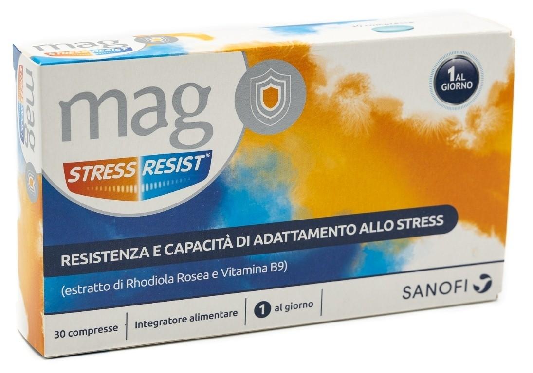 Sanofi Mag Stress Resist  30 compresse