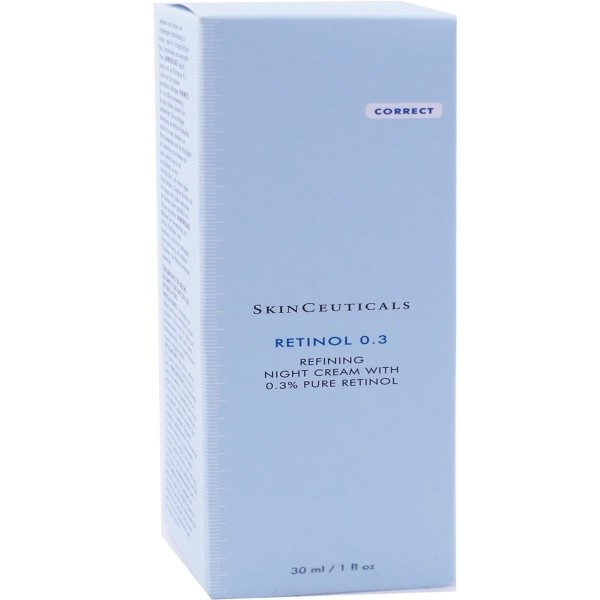 SkinCeuticals Retinol 0,3 Refining Night Cream with 0,3% pure retinol 30ml