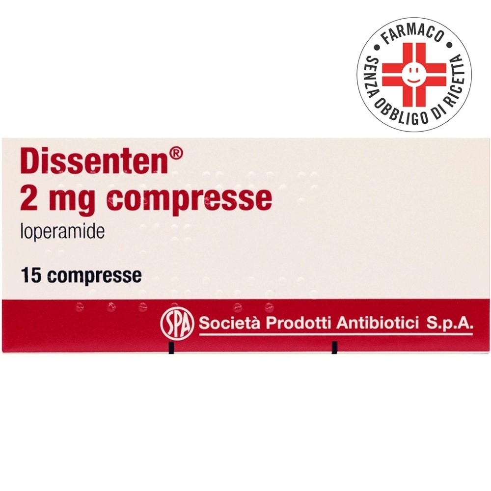 Dissenten 15 compresse 2mg