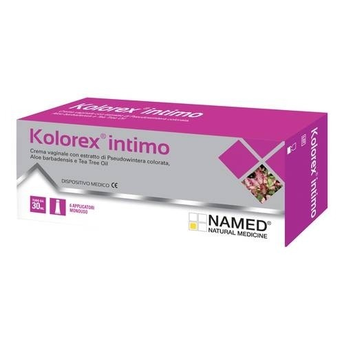 Named Kolorex intimo crema vaginale 30ml