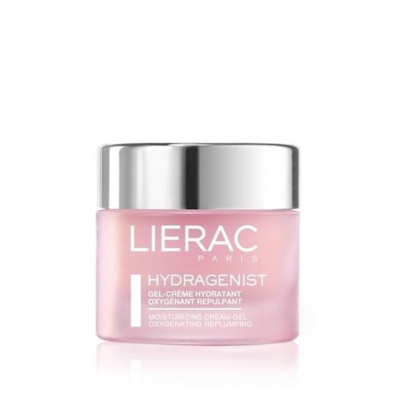 Lierac Hydragenist Gel-Crema Idratante Ossigenante Rimpolpante 50ml