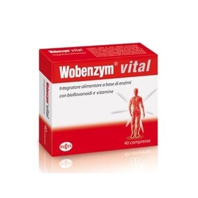 Named Wobenzym Vital 40 Compresse