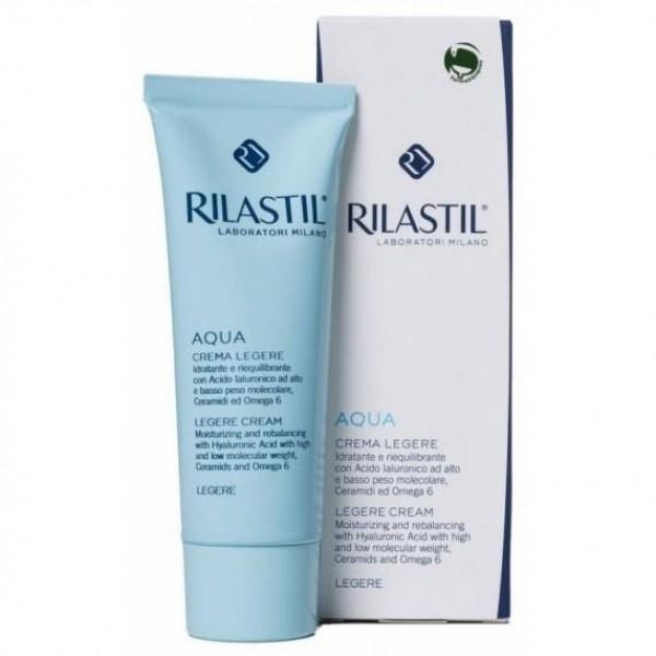 Rilastil Aqua Crema legere 50ml