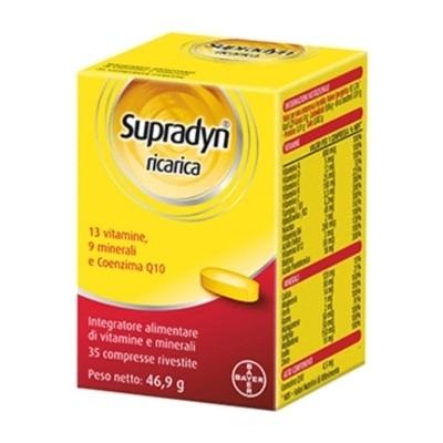 Bayer Supradyn Ricarica Integratore vitaminico 35 compresse
