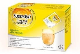 Bayer Supradyn magnesio potassio 14 buste