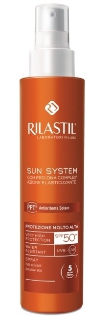 Rilastil Sun System Spray Spf 50+ 200ml