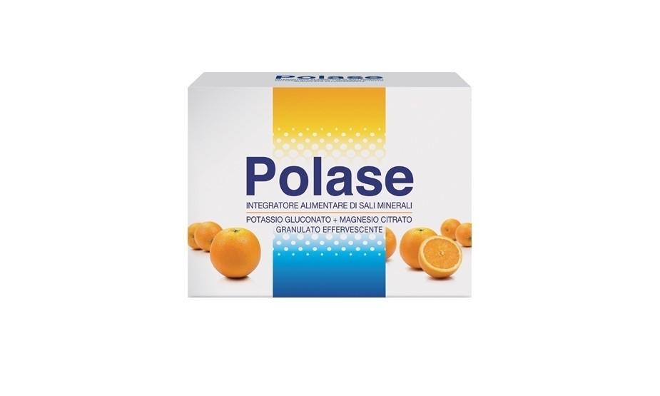 Polase Integratore Alimentare Gusto Arancia 24 Bustine