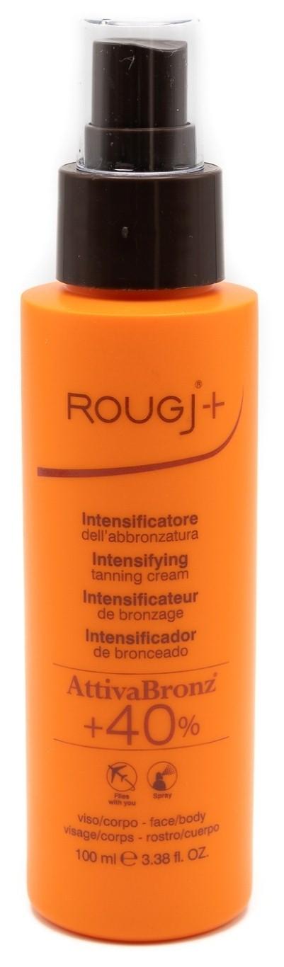 Rougj Attiva Bronz +40% Intensificatore Dell'Abbronzatura Spray 100ml