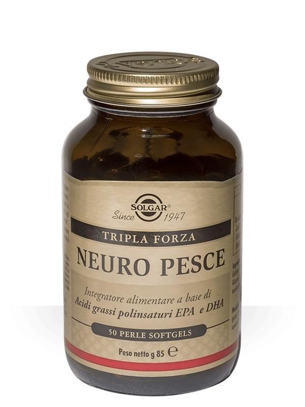Solgar Neuro Pesce 50 Perle Softgel