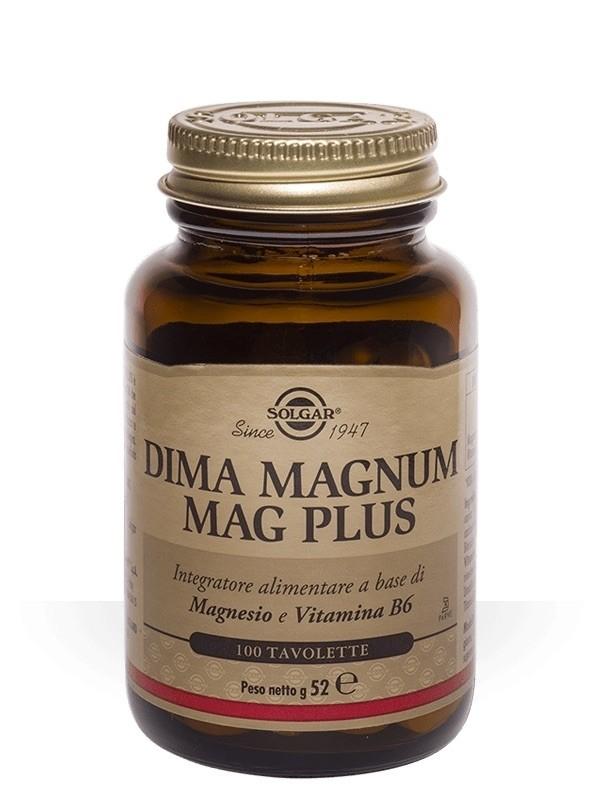 Solgar Dima Magnum Mag Plus 100 Tavolette