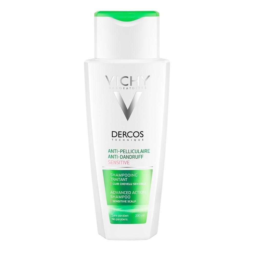 Vichy Dercos Anti-Forfora Shampoo Sensitive Cuoio Capelluto Sensibile 200ml