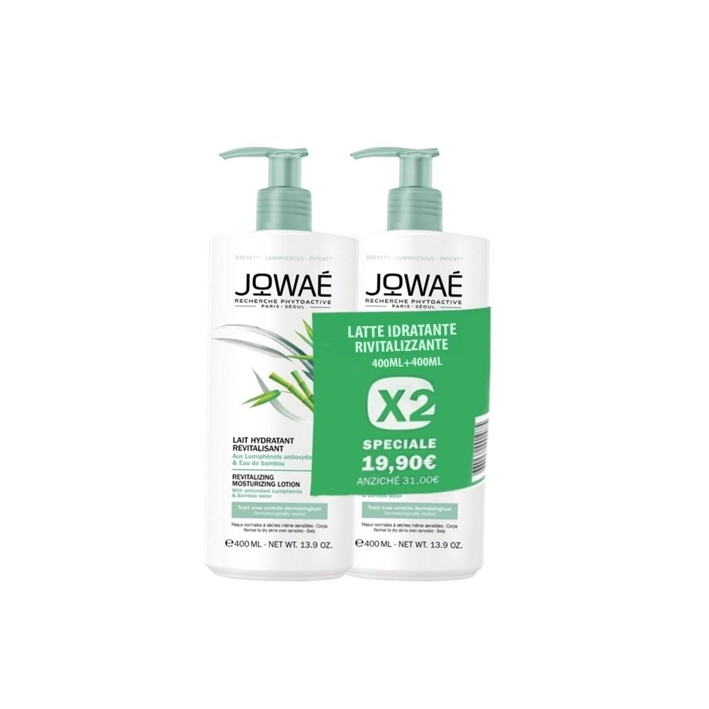 Jowae Duo Latte Idratante Revitalizzante 400+400ml