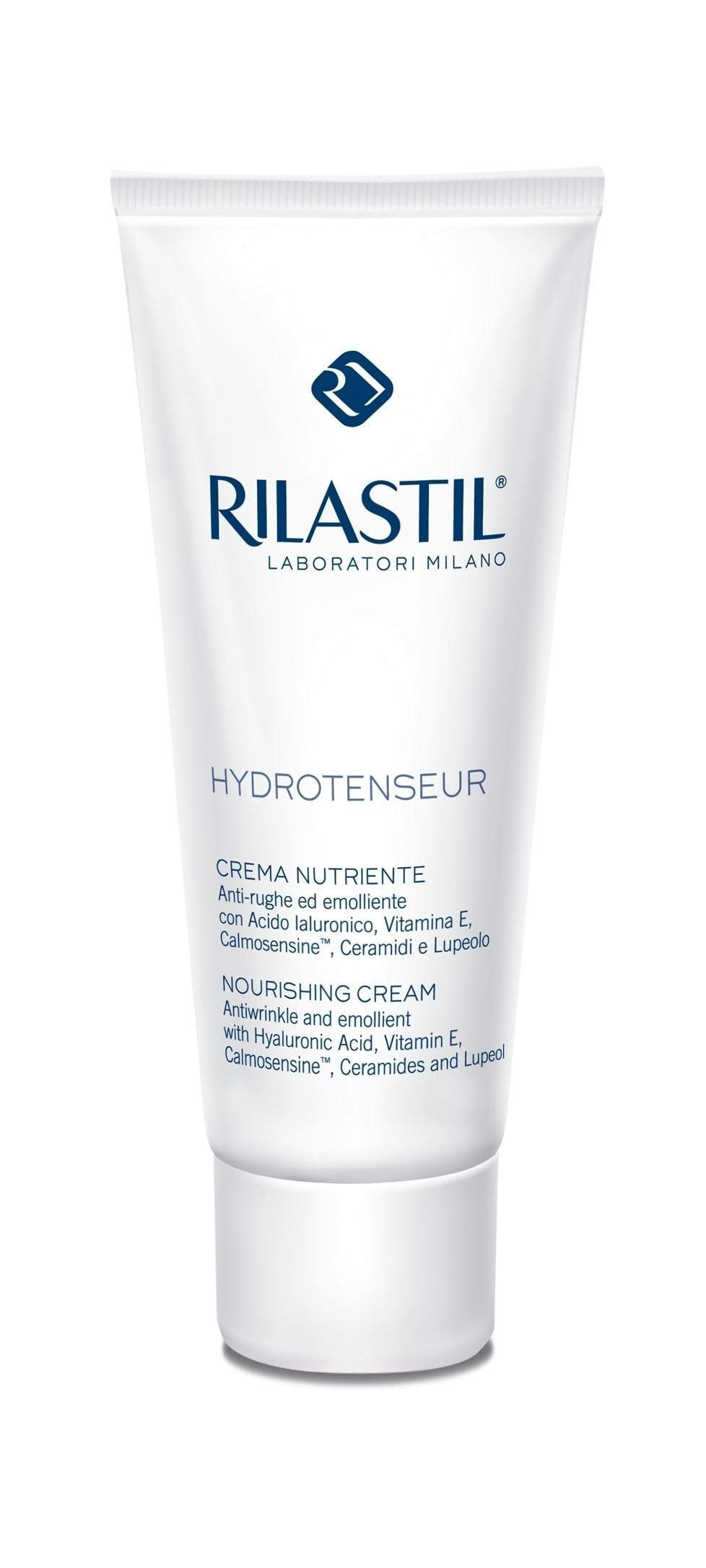 Rilastil Hydrotenseur Crema Nutriente Antirughe 50ml