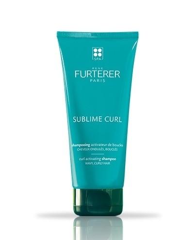 Rene Furterer Sublime Curl Shampoo Attivatore Di Ricci 200ml