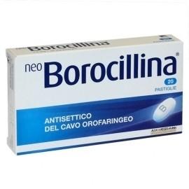 Neoborocillina*20 pastiglie 1,2+20mg