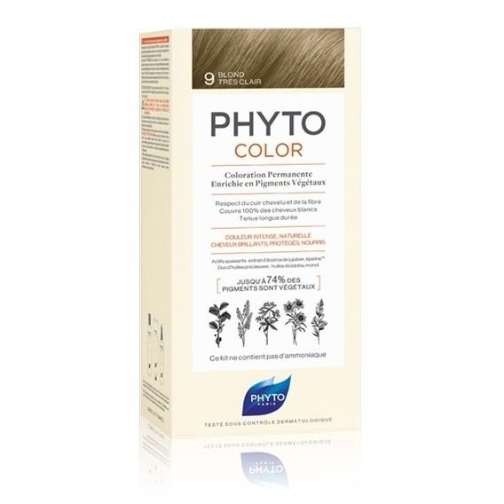 Phyto Color 9 Biondo Chiarissimo