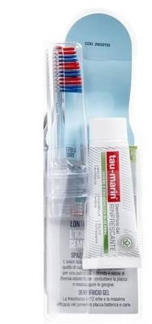 Tau-marin Tau Kit spazzolino + dentifricio