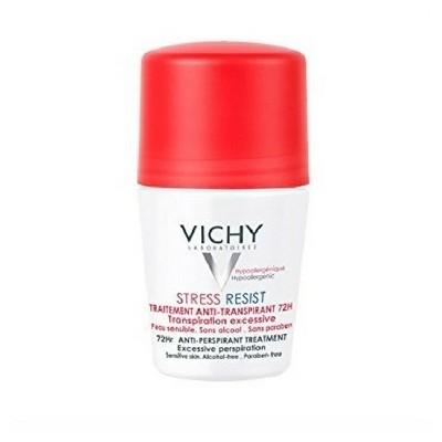Vichy Stress Resist Deodorante Roll-on Intensivo 72H 50 ml