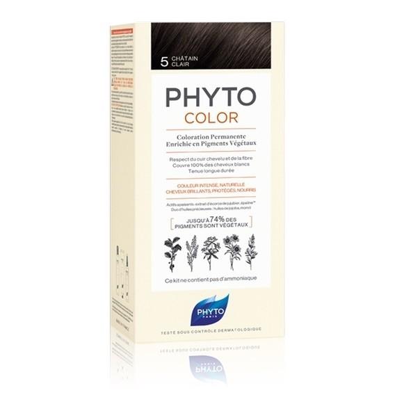 Phyto Color 5 Castano Chiaro