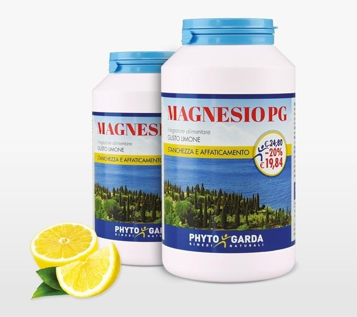 Phyto Garda Srl Magnesio PG  300g