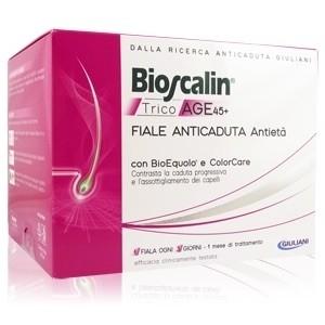 Bioscalin TricoAge 45+ 10 Fiale Anticaduta Antietà