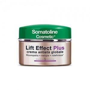 Somatoline Cosmetic Lift Effect Plus Crema Antietà Globale Pelle Normale & Mista 50ml
