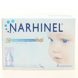 Narhinel Ricambi per aspiratore nasale 10 pezzi