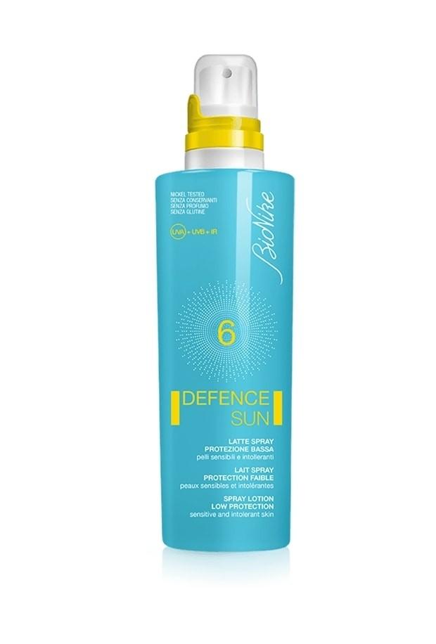 Bionike Defence Sun Latte Spray Tan-Intensity Factor Spf6 200ml
