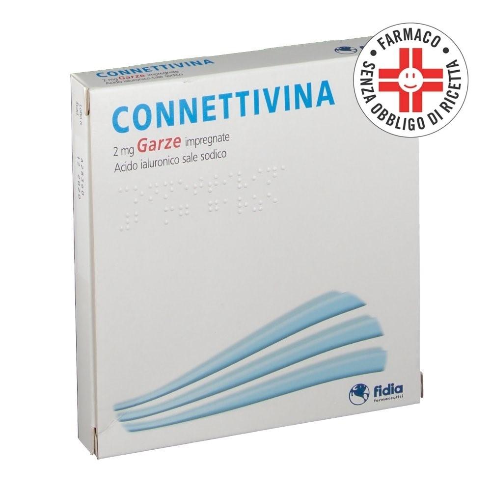 Connettivina* 10 Garze 2mg 10x10cm