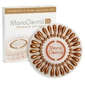 MonoDermà C10 schiarente anti-aging 28 monodose