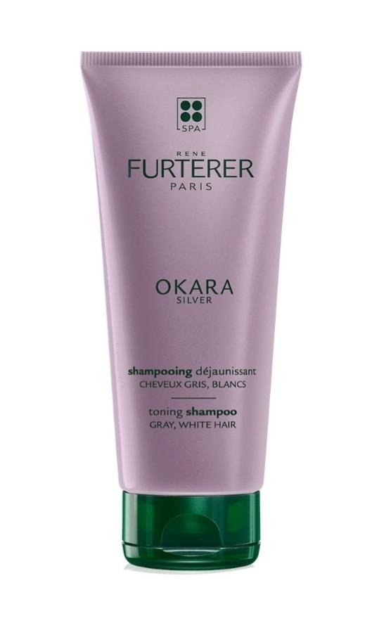 Rene Furterer Okara Silver Shampoo  anti-ingiallimento 200ml