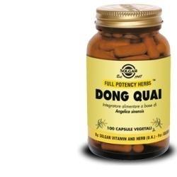 Solgar Dong Quai 100 capsule vegetali