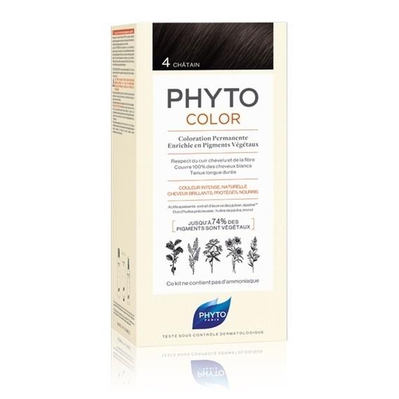 Phyto Color 4 Castano