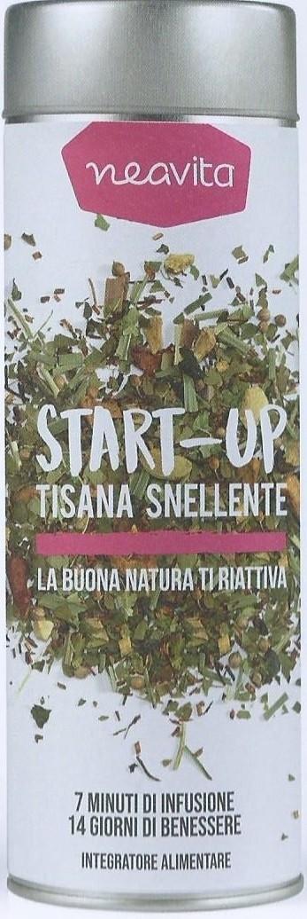Neavita Start-Up Tisana Snellente 70g