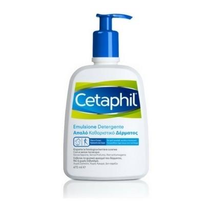 Cetaphil Detergente fluido 470 ml