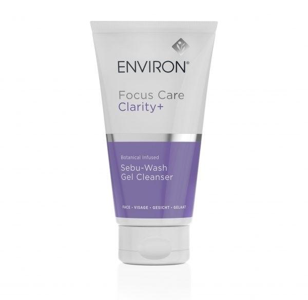 Environ Focus Care Clarity+ Botanical Infused Sebu-Wash Gel Cleanser 150ml