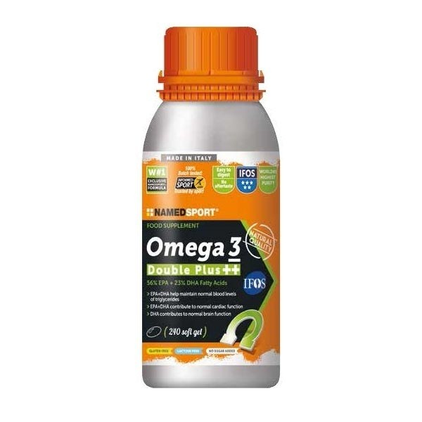 Named Sport Omega 3 Double Plus++ 240 Capsule Softgel