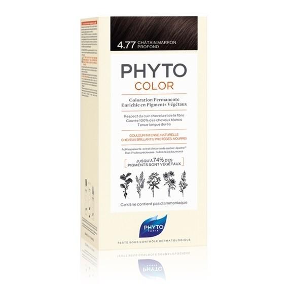 Phyto Color 4.77 Castano Marrone Intenso