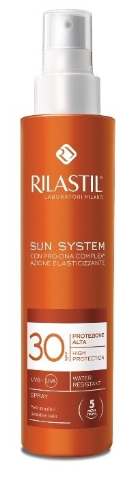 Rilastil Sun System Spray Spf 30 200ml
