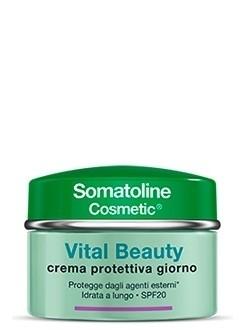 Somatoline Cosmetic Vital Beauty Crema Protettiva Giorno 50ml