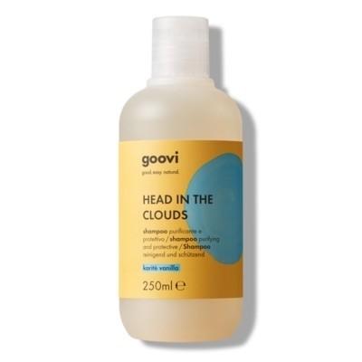 The Good Vibes Company Goovi Head In The Clouds Shampoo Karitè Vanilla 250ml