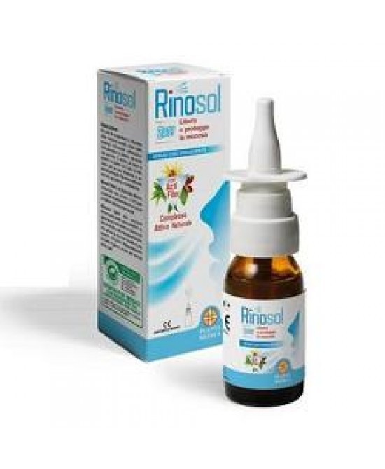 Planta Medica Rinosol 2Act Spray 15ml