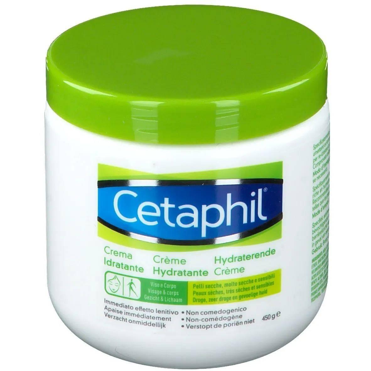 Cetaphil Crema Idratante 450 g