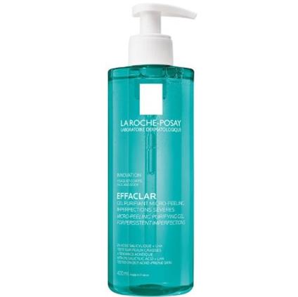 La Roche-Posay Effaclar Duo+ Gel Detergente Purificante Micro Peeling 400 ml