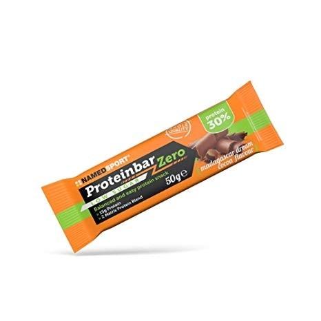 Named Proteinbar zero madagascar dream cocoa 50 g