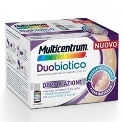 Pfizer Multicentrum Duobiotico 8 flaconcini