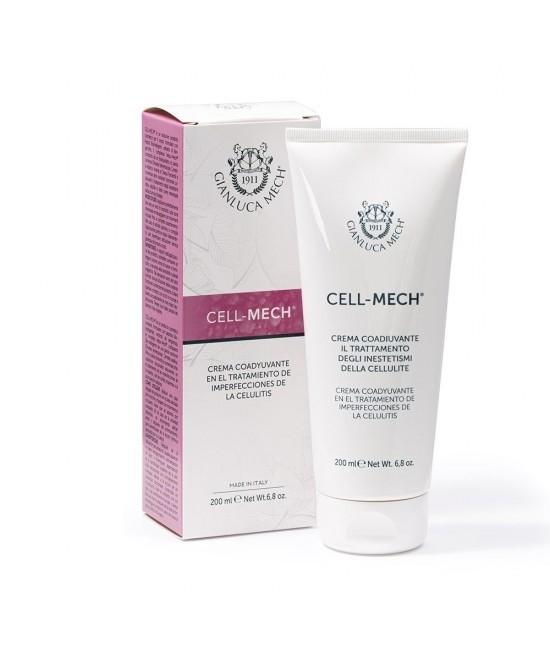 Gianluca Mech Cell-Mech Crema Trattamento Anticellulite 200 ml