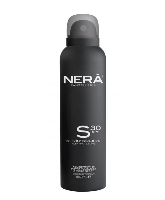 Nerà Pantelleria Spray Solare Spf30 150ml