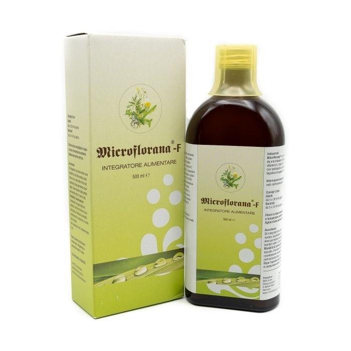 Named Microflorana-F Sciroppo 500ml